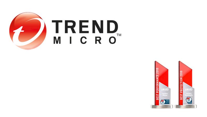 AV-TEST Awards 2018 go to Trend Micro | AV-TEST
