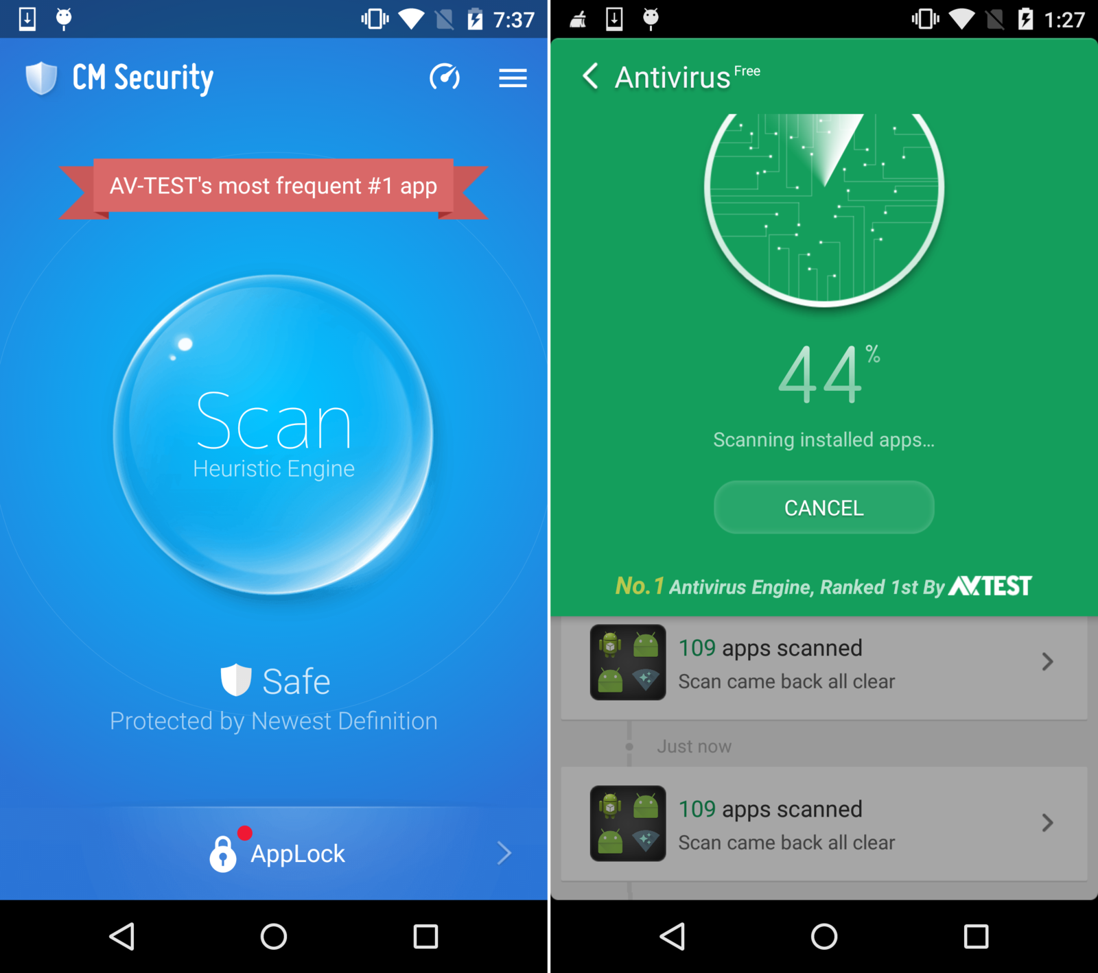 The Best Android Guardians – 25 Security Apps Put to the