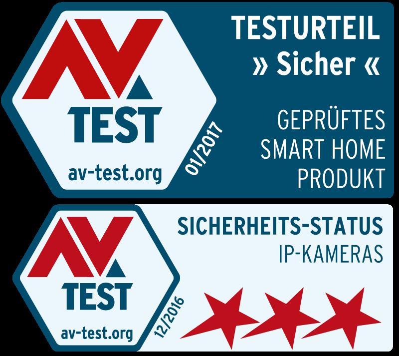 Sicherheit von IP-Kameras: Sehen und gesehen werden! | AV-TEST