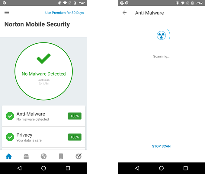 Android Protection: What 19 Apps Can Do Better Than Google | AV-TEST