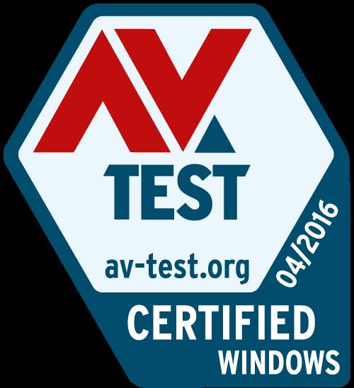 Test Avast Free AntiVirus 2016 for Windows 10 (161413)   AV-TEST