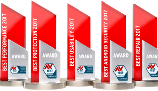 AV-TEST Awards 2017: the Best Security Solutions of the Year