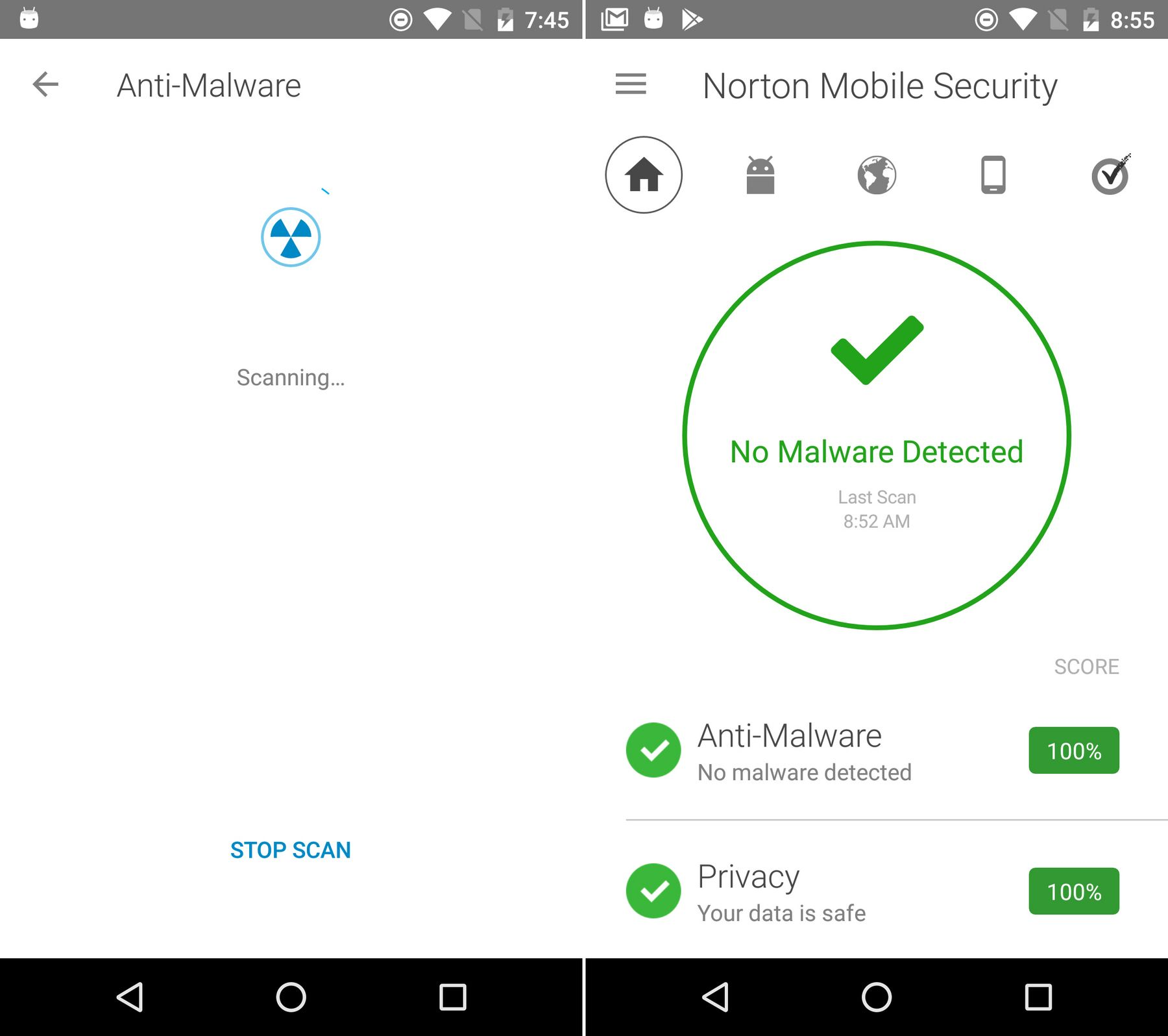 In Case Google's Defenses Fail: 21 Android Protection Apps Put to