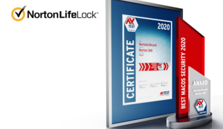 "This is the tenth time that the AV-TEST Institute is presenting its internationally renowned award for the best IT security products. The 2020 award in the test category of MacOS security goes to the product ""Norton 360"" from manufacturer NortonLifeLock. The security program stood out thanks to continuously outstanding achievements, demonstrated in comprehensive tests throughout the period of the entire test year."