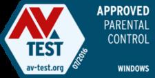 Para recibir el certificado, el software de control parental tiene que aportar diversas cosas.