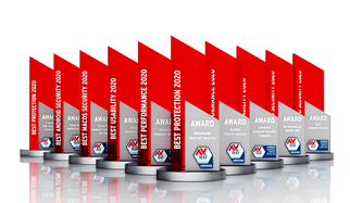 AV-TEST Awards 2020 Presented to the Best IT Security Products