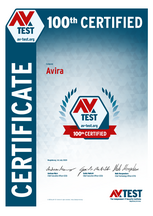 "<p>Download as: <a href=""/fileadmin/Content/Certification/100th/avtest_100th_certified_avira.pdf"">PDF</a></p>"