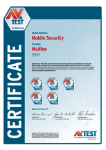 """<p>Download as: <a href=""""https://www.av-test.org/fileadmin/Content/Certification/2013/avtest_certified_mobile_2013_mcafee.pdf"""">PDF</a></p>"""