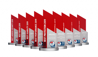 AV-TEST Awards 2019: Products Recognized for Outstanding IT Protection