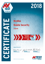 """<p>Download as: <a href=""""https://www.av-test.org/fileadmin/Content/Certification/2018/avtest_certificate_android_2018_mcafee.pdf"""">PDF</a></p>"""