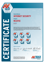 """<p>Download as: <a href=""""https://www.av-test.org/fileadmin/Content/Certification/2012/avtest_certified_home_2012_mcafee.pdf"""">PDF</a></p>"""