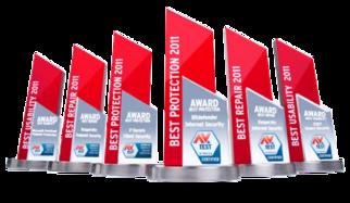 AV-TEST AWARD 2011