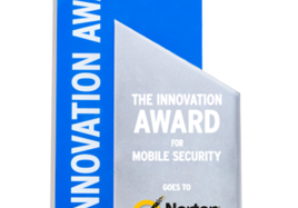 AWARD for Norton by Symantec in March 2015