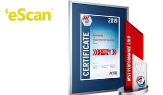 AV-TEST Award 2019 for Microworld