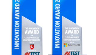 Premio para la Cloud-Managed Endpoint Security de G DATA y Microsoft