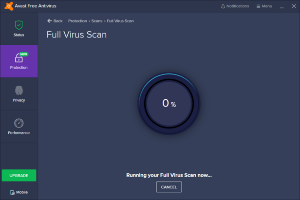 Test: Windows Repair after a Trojan Attack   AV-TEST